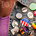 Glyph Pushing Buttons